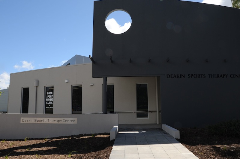 Corinna Dental Deakin, located at the Deakin Sports Therapy Centre
