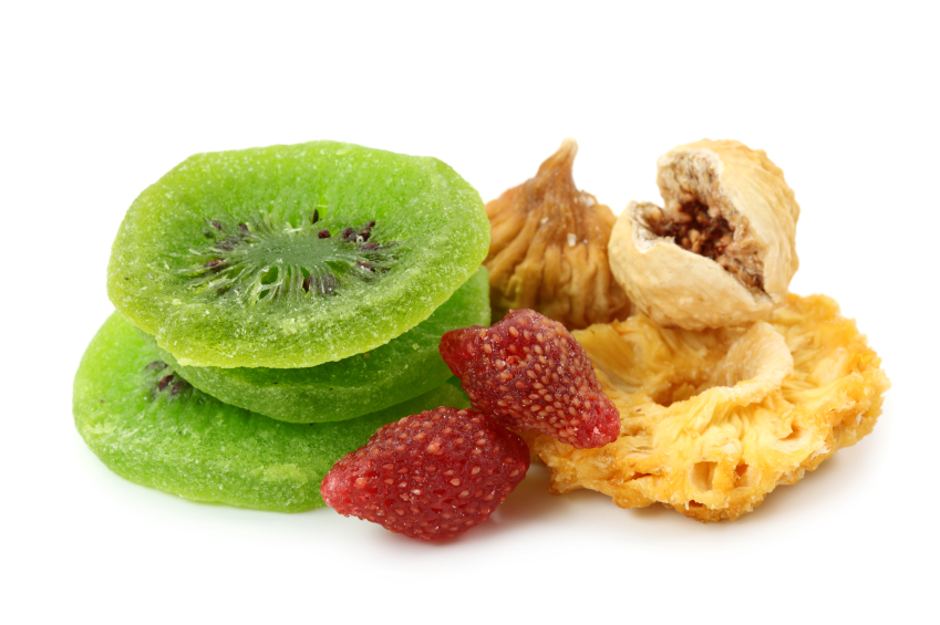 An image of dried fruits