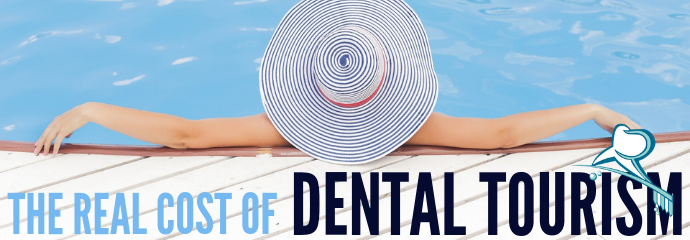 Dental Tourism - Person in a Pool