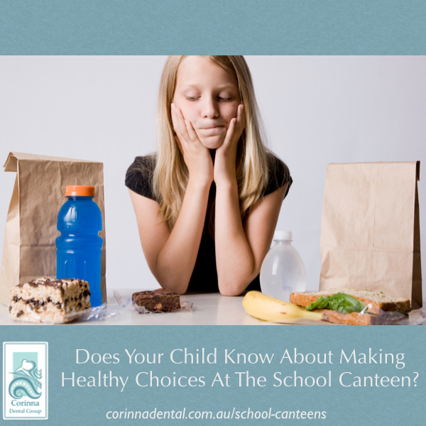 Healthy school canteens