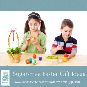 Sugar-free Easter gift ideas