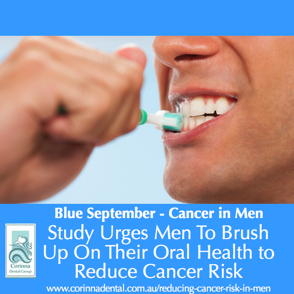 Men and oral health