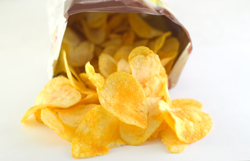 An image of bag of chips