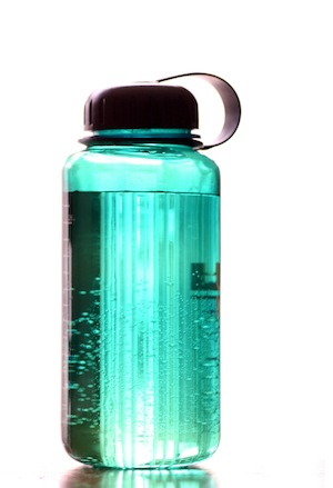 An image of a water bottle