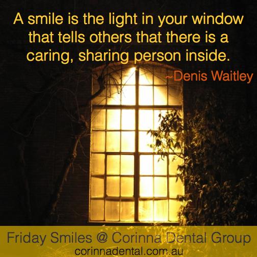 Corinna_Dental_Friday_Smiles_window