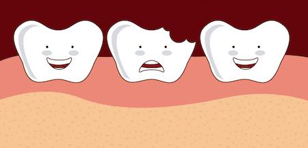 dental care design , vector illustration