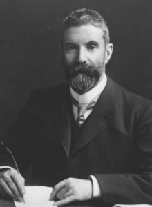 Alfred Deakin (Image from Wikipedia Commons)