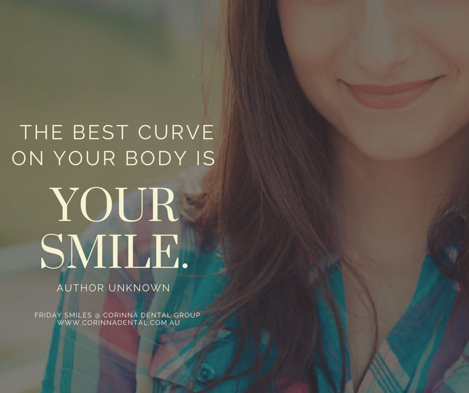 The-best-curve-is-your-smile