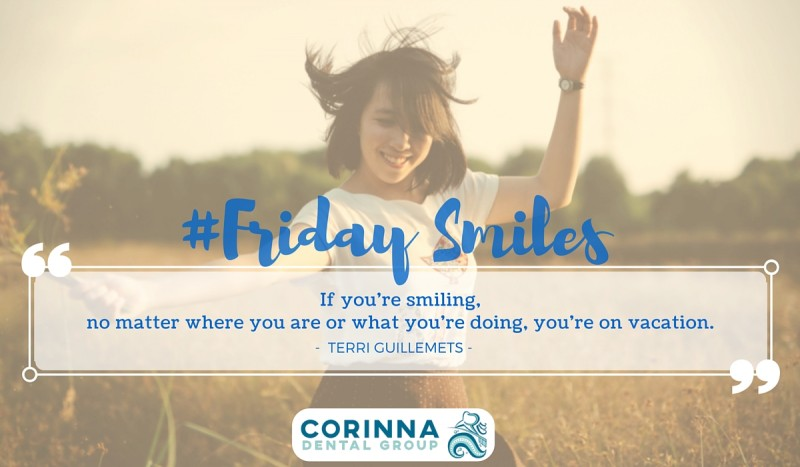 Friday Smiles getaway
