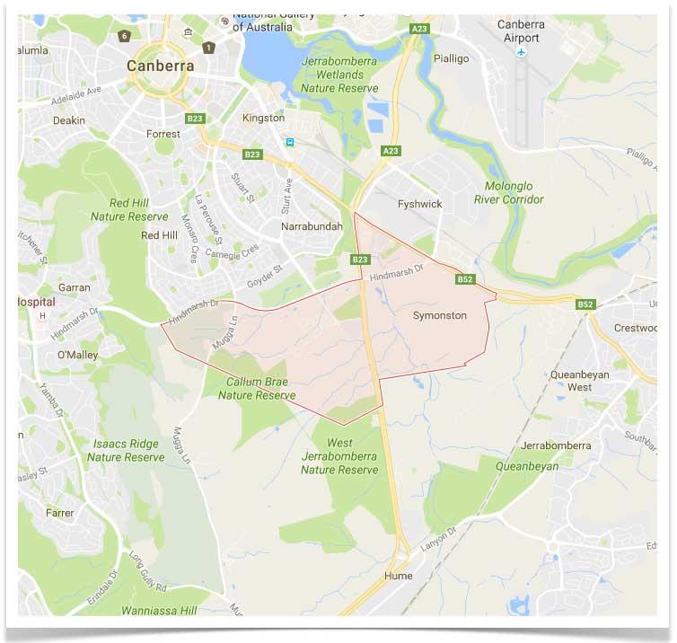 corinna-dental-symonston-map
