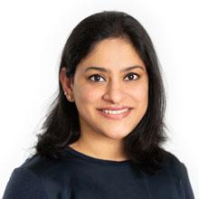 Dr Disha Kamath is a dentist at the Corinna Dental Group Woden and Brindabella Business park.